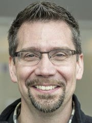 Dan Stewart, Woodside Bible Church's Algonac campus pastor