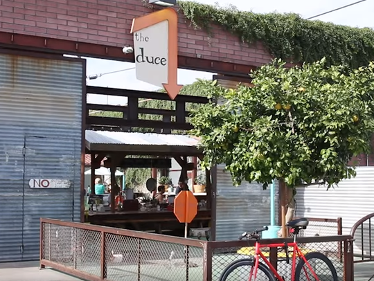 Steve Rosenstein, the owner of The Duce, said the warehouses