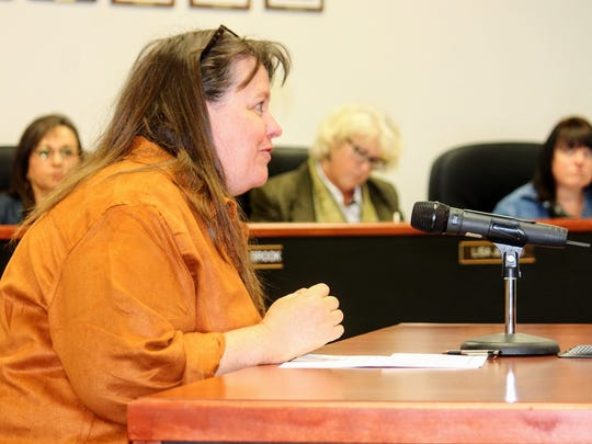 Sacramento District Ranger Beth Humphrey said she will keep the county informed on all U.S. Forest Service endeavors from this day forward at the Thursday, Jan. 12 regular county commission meeting.