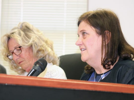 County Commissioner Susan Flores brought up public meetings in the past regarding Ordinance No. 13-05 at their March 9 Otero County Commission meeting.