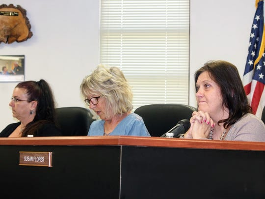 Otero County Commissioners were briefed on the latest developments from Foxhole Homes, which is creating an affordable community for homeless veterans. Foxhole Homes brief County Commissioners at their April 13 regular meeting.