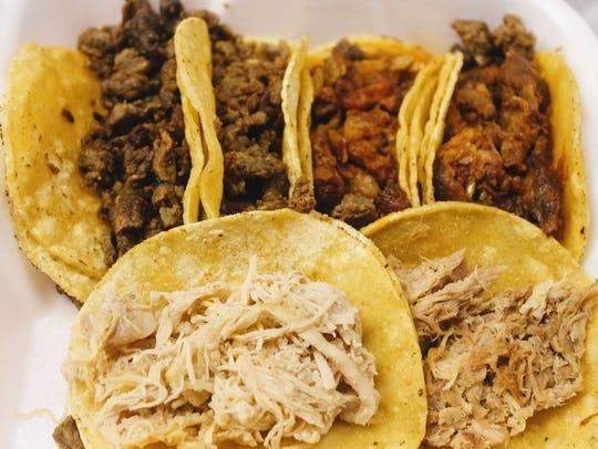 Rizo's Authentic Mexican Restaurant's signature dish