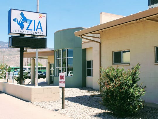 Zia Therapy Center, 900 E. First St. is home to Z-Trans
