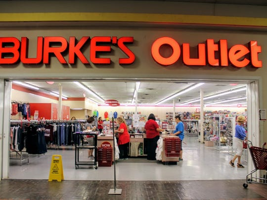 Burkes Outlet is still open for business at White Sands Mall. The store will be moving to the former Hastings store, 805 N. White Sands Blvd. The store will open some time in September.