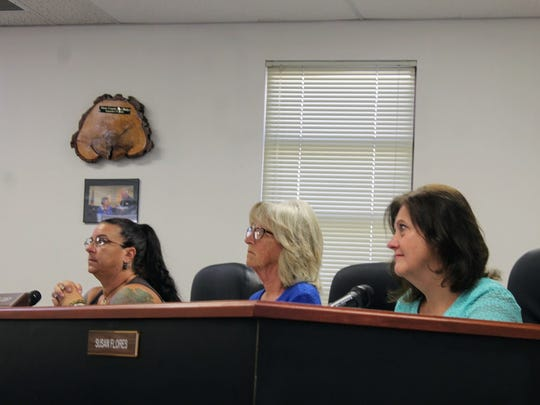 Otero County Commissioners adopted their Fiscal Year 2017/2018 final budget at their July 13 meeting.