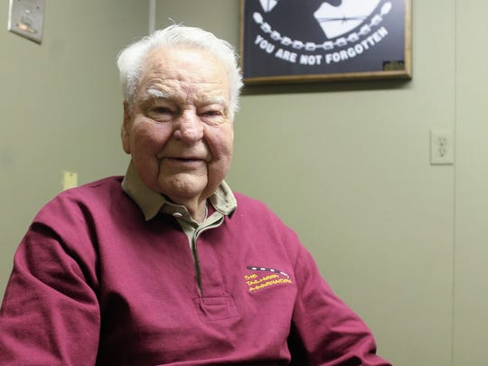 Bob Blount, 93, fought in three wars and is a U.S.