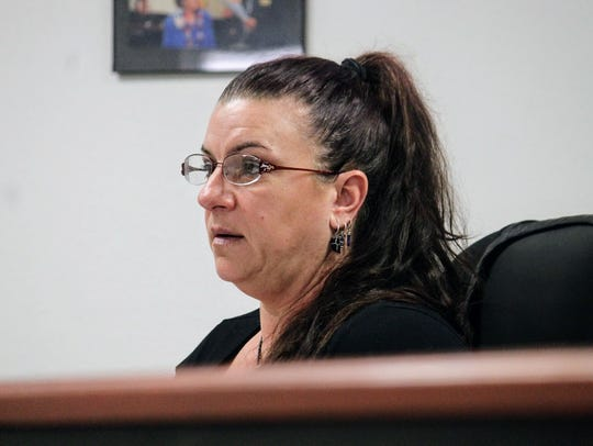 County Commissioner Lori Bies requested an update on