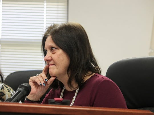 Commissioner Susan Flores strongly supports Senate Bill 99 that will introduce a tax break that could result in a permanent F-16 mission at Holloman Air Force Base.