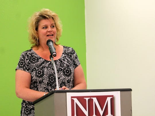 "Republican candidate Rachel A. Black is running for the State Representative District 51 seat. Black spoke at the ""Women in Politics"" meet-at-greet at New Mexico State University-Alamogordo Wednesday afternoon."