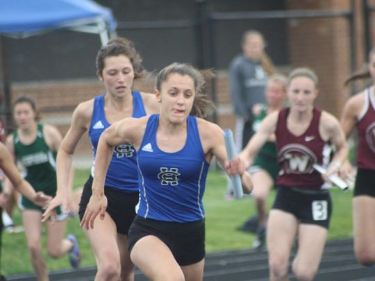 Harper Creek's Alysa Wager is the Battle Creek Enquirer Athlete of the Week.