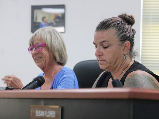 Otero County Commissioners Janet White and Lori Bies officially certified the June 5 primary election results with the help of the Otero County Clerk's Office during a special Otero County Commission meeting Thursday.