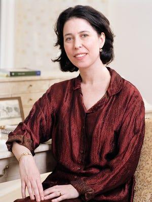"Allegra Goodman's novels include ""The Chalk Artist."""