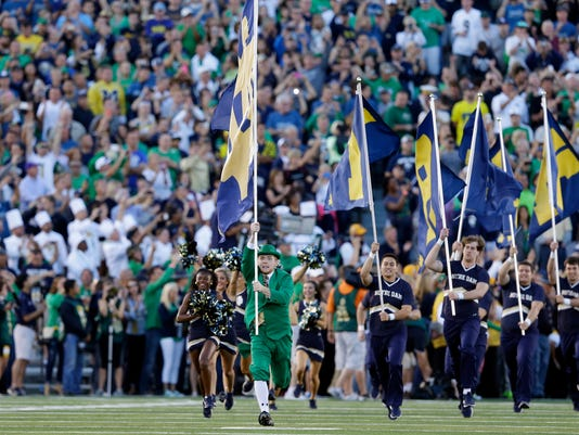 Harbaugh hails Michigan and Notre Dame resuming rivalry