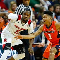 Rutgers basketball: Amid another loss, a memorable gesture on Senior Day