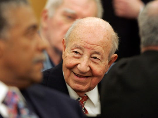 Manuel (Matty) Moroun is one of the largest private landowners in Detroit.