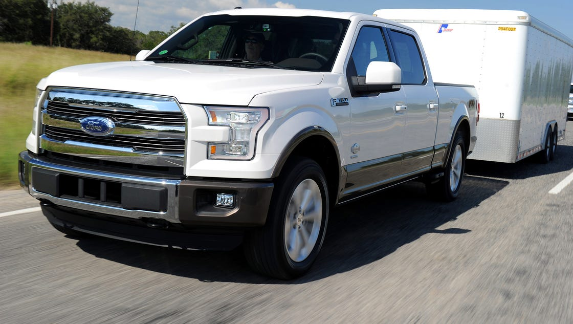 sales trouble ford offers hefty f 150 pickup discounts. Black Bedroom Furniture Sets. Home Design Ideas
