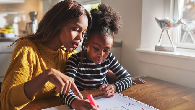 Learning at home poses many challenges for parents.