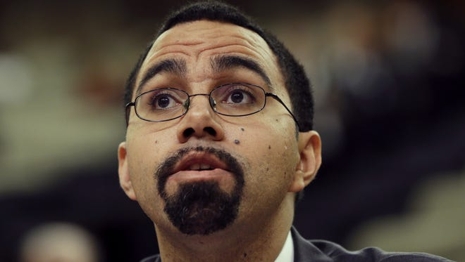 John King, commissioner of the state Education Department.