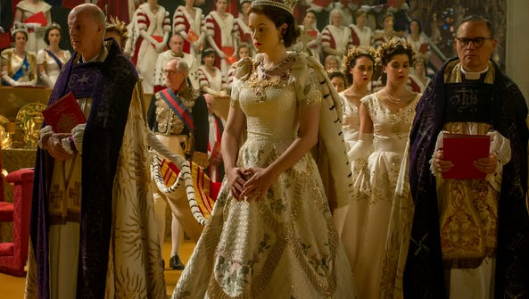 'The Crown' Season 1 tells the story of young Queen