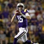 No fake news — LSU quarterbacks to be seen by all Saturday with real stats in spring game