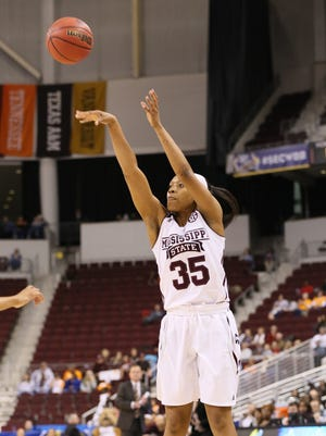 Mississippi State sophomore Victoria Vivians was named preseason first-team All-SEC.