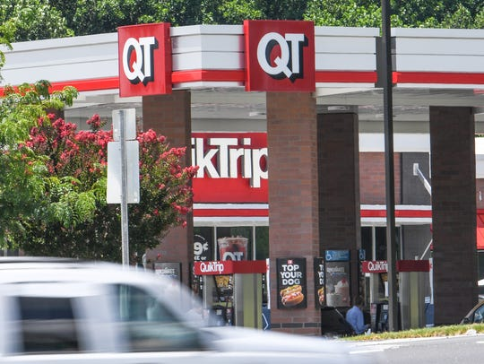 QuikTrip stations in the Upstate have grown in numbers