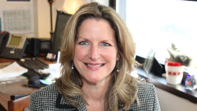 Dr. Beth A. Coyle, Associate Vice President of Academic Affairs at The College of Westchester.