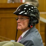 Sen. Todd Gardenhire is an ardent opponent of repealing Tennessee's law that requires motorcyclists to wear a helmet. In a rare move, last week a Senate committee reversed a previous decision to kill a bill that would repeal the law.