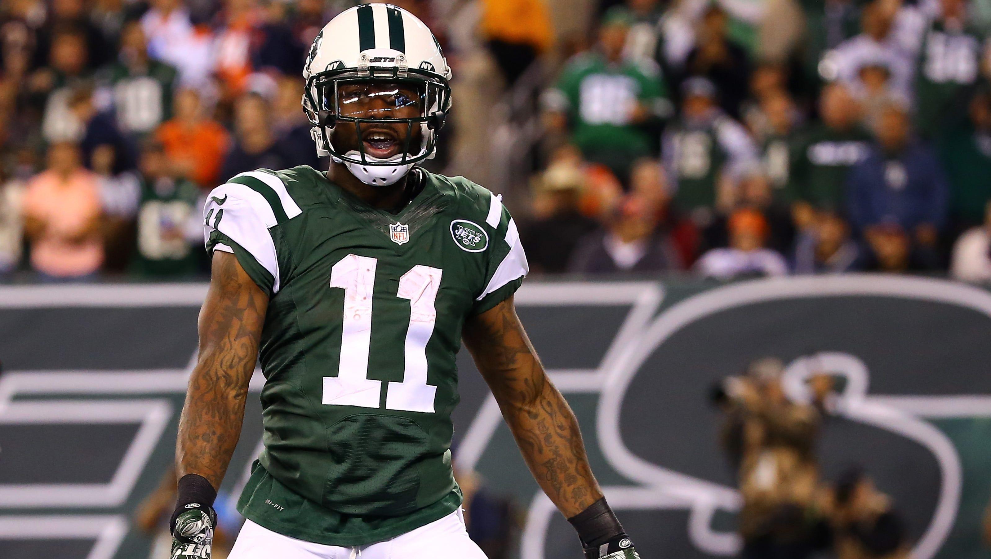 Nike NFL Jerseys - Detroit Lions will be mindful of Jets' Jeremy Kerley - Detroit ...
