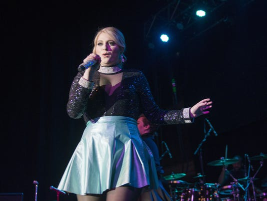 Meghan Trainor Performs At The O2 ABC Glasgow