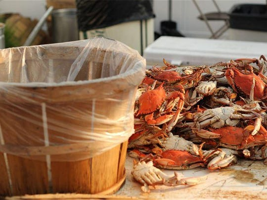 There are regulations about how many crabs you can