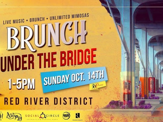 event-brunch under the bridge