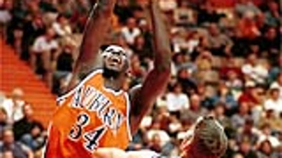 Mamadou N'Diaye is the answer to the following trivia question. Who was the last Auburn player taken in the first round of the NBA draft.