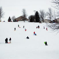 Two hours of free wintertime fun can be had at McHardy Park in Brandon this Saturday. Realtor Jennifer Beck Nett is organzing a Winter Festival from 10 a.m. to noon. Event-goers may also want to enjoy a ride or two down the McHardy Park sledding hill.