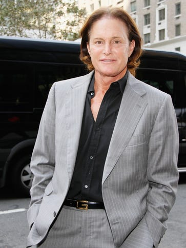 Bruce Jenner revealed he is transitioning to a woman