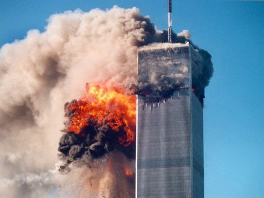 America watched the Sept. 11 terrorist attacks unfold.