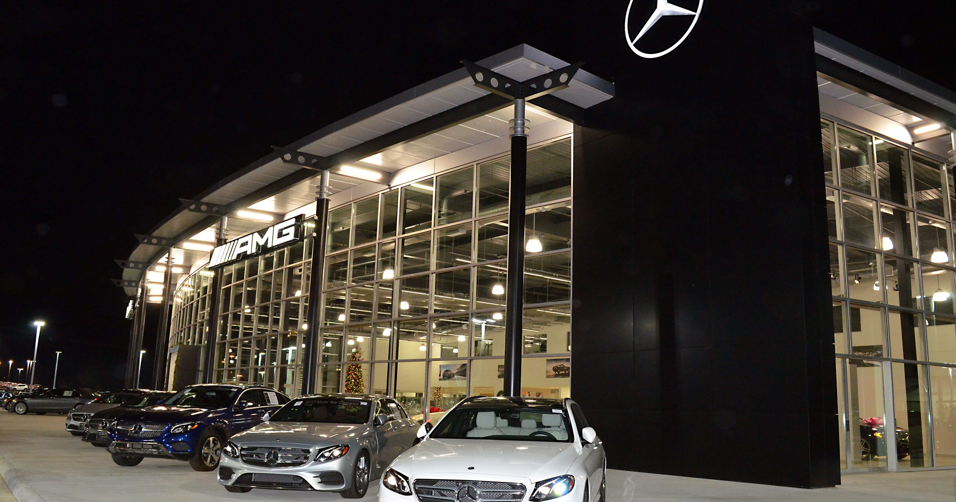 Mercedes Of Jackson >> Mercedes Benz Of Jackson Is All About Customer Service And