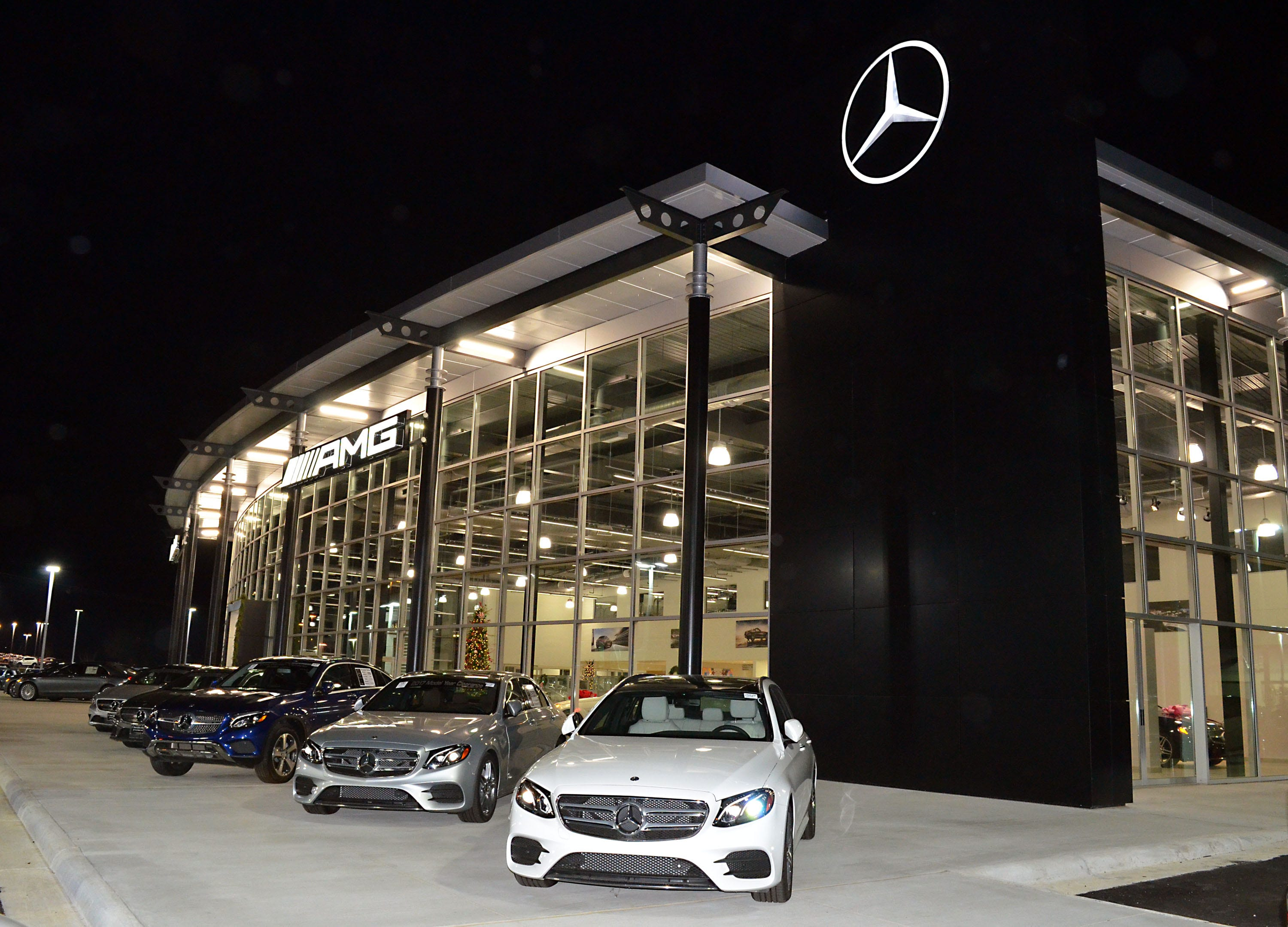 Mercedes Benz Of Jackson Is All About Customer Service And Comfort