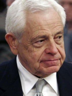 Disbarred Cincinnati lawyer Stan Chesley