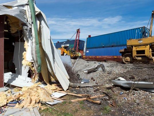 kns-derail cleanup