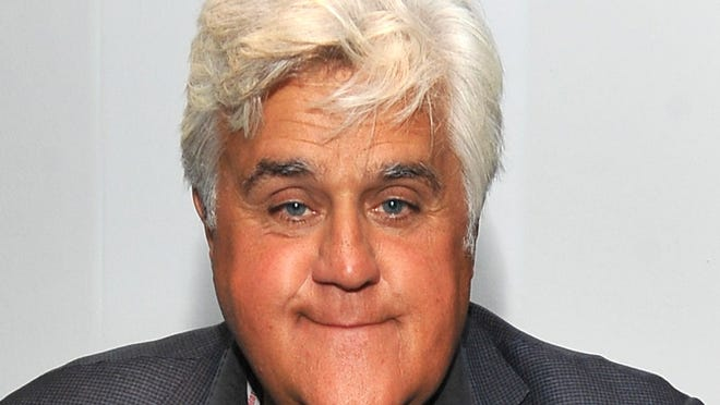 Jay Leno will perform on Oct. 18 at Clowes Hall.