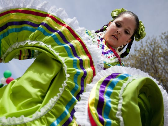 Cinco de Mayo's parade and party in Clark Park will