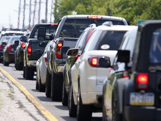Route 72 Traffic