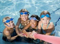 The fun way to stay active in the summer