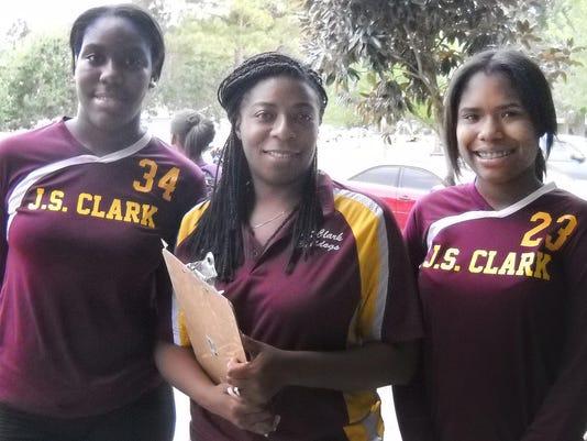 js clark volleyball