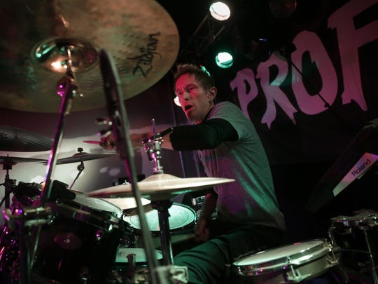 Drummer Johnny Harke started the band that eventually