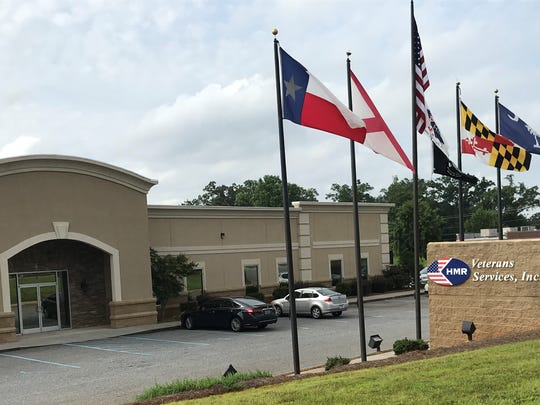 HMR iVeterans Services its moving its headquarters from its current home near Liberty Highway to a building at 201 N. Main St. in downtown Anderson.