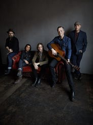 Jason Isbell and the 400 Unit performs Feb. 13 at the
