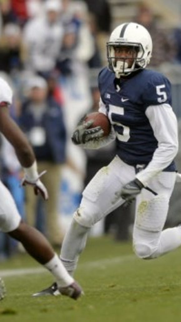 DaeSean Hamilton finally broke out a bit vs. Rutgers. Where is this Penn State passing game headed?