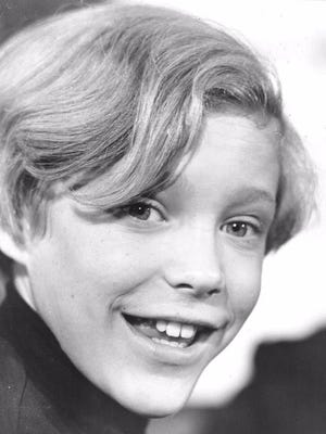 "That's a cute kid. Peter Ostrum made only one film, and it's a beaut: He plays Charlie in the 1971 fantasy ""Willy Wonka & the Chocolate Factory."""